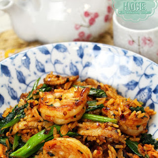 Ultimate Spicy Fried Rice.