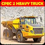 CPEC 2 : Heavy Cargo Truck Driver (Simulator) Icon