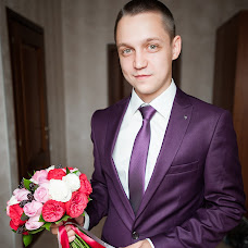 Wedding photographer Anastasiya Klochkova (Vkrasnom). Photo of 13.10.2017