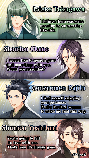 My Lovey : Choose your otome story 1.2.3 Mod screenshots 2