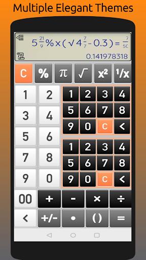Fraction Calculator FractoCal : Fraction + Decimal ss1