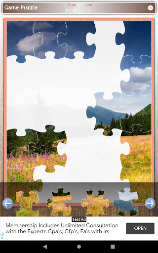 Free Pro Jigsaw Puzzles android2mod screenshots 10