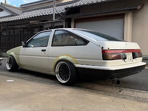 スプリンタートレノ AE86 GT-V のカスタム事例画像 Garage1003さんの2020年09月17日21:54の投稿