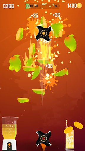 Ninja Fruit Master screenshots 16