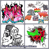 DIY Graffiti Design Ideas