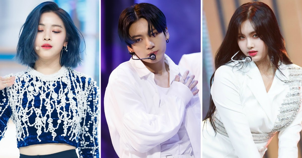 These Are The 25 Most Viewed K Pop Idol Fancams Of 2020 So Far Koreaboo