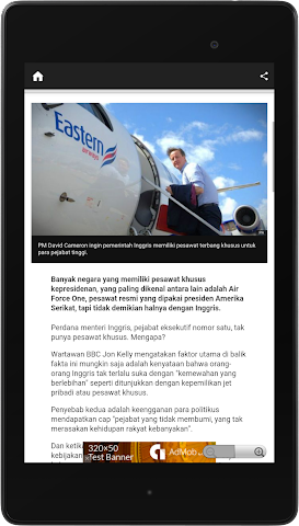 android News Indonesia Screenshot 9