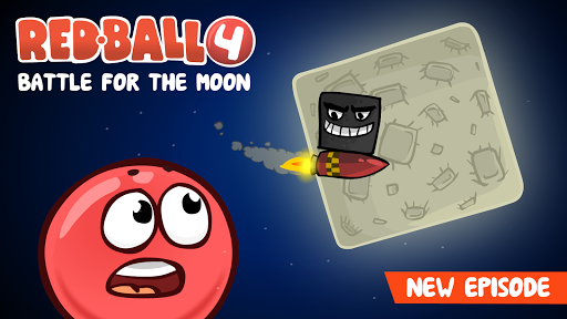 Red Ball 4 game (apk) free download for Android/PC/Windows screenshot