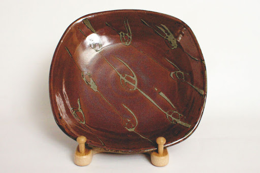 Mike Dodd Large Ceramic Dish