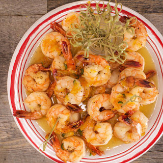 Clinton Kelly's Sweet and Spicy Shrimp