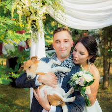 Wedding photographer Vadim Bek (VadimBek1234). Photo of 26.11.2018