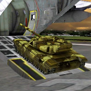 Cargo Jet Army Tank Transport for PC and MAC
