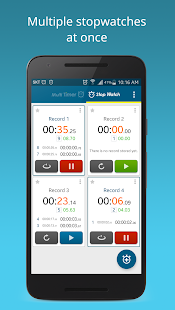App Multi Timer StopWatch APK for Windows Phone