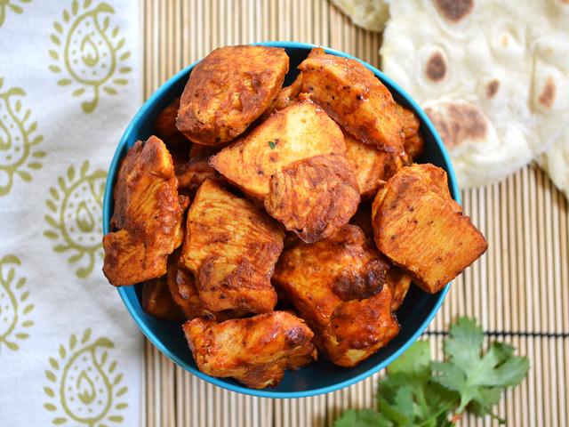 Tandoori Chicken Bites