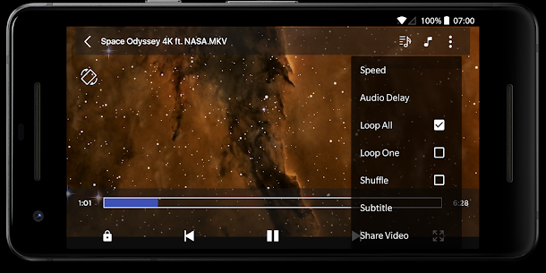 KPlayer – All format video player 3