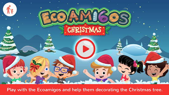 Ecoamigos Christmas- screenshot thumbnail