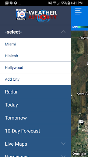 WPLG Local 10 Weather  screenshots 2