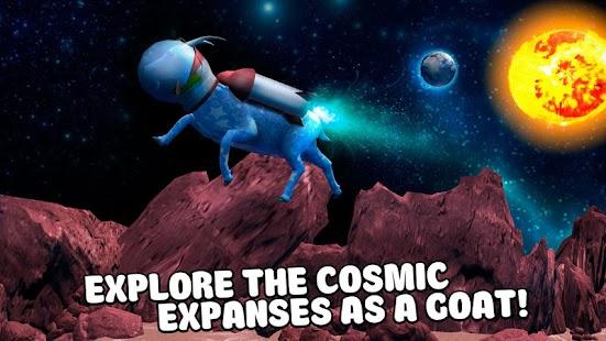 Space Goat Simulator 3D - náhled