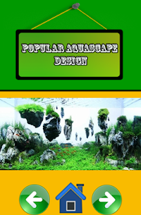 Popular Aquascape Design - náhled