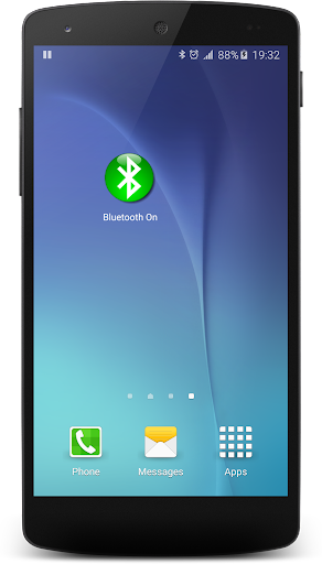 Bluetooth Toggle Widget
