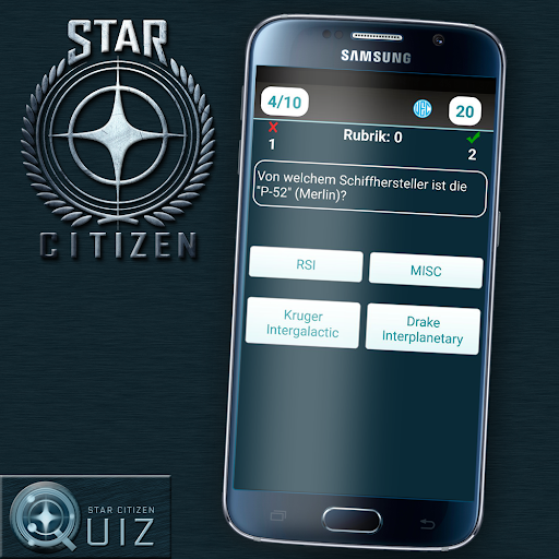Star Citizen Quiz DE