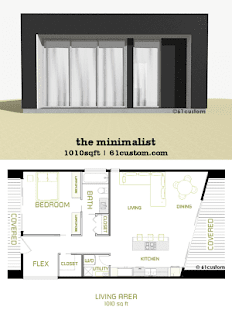 ... Minimalist Home Plans- screenshot thumbnail ...