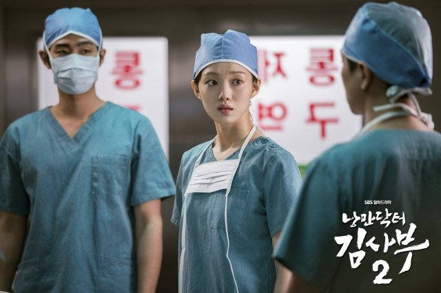 lee sung kyung dr romantic