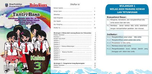 Buku Siswa Kelas 3 Bahasa Jawa Tantri Basa 2016 Programme Op Google Play