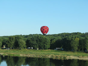 Photo: Beautiful province to camp, and have a hot-air balloon ride