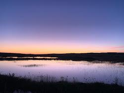 Luce e tramonto