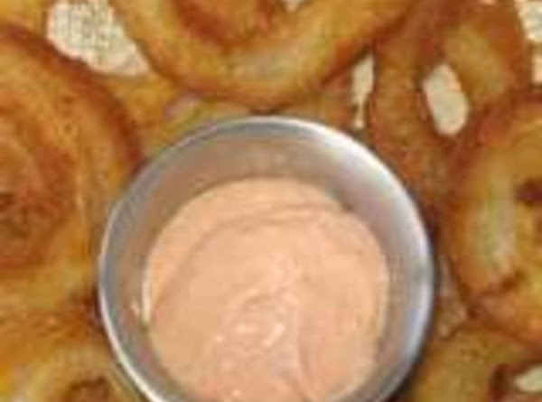Steak House Copy Cat Recipe Onion Pedal Sauce