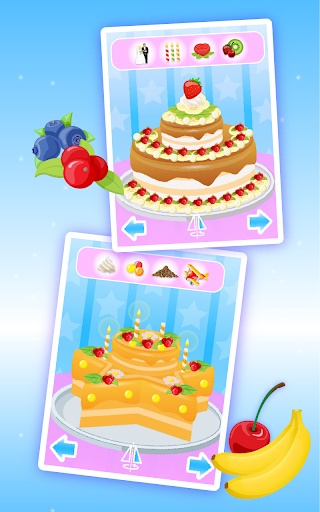 Cake Maker - Cooking Game apkpoly screenshots 9