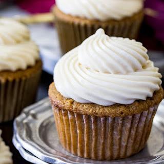 Brown Sugar Maple Cupcakes Recipe