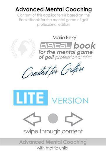 Mental Coach 4 Golf Lite