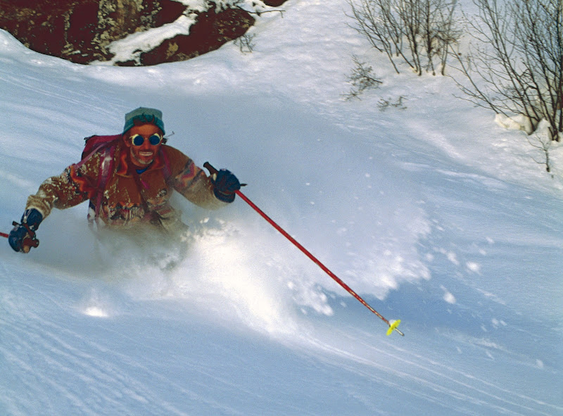 Discesa in neve fresca di benny48