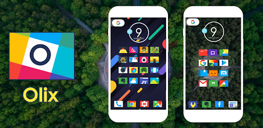 Olix - Icon Pack APK