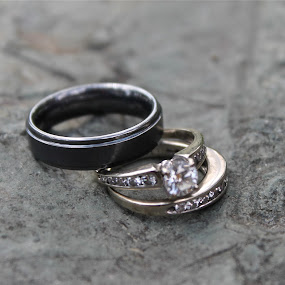 With This Ring by Sarah Nelson - Wedding Other ( bands, wedding, ringdaze, loveyou, foreverone, alwaysyours )
