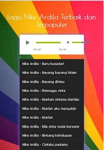 Kumpulan Lagu Nike Ardila Terbaik dan Terpopuler - náhled