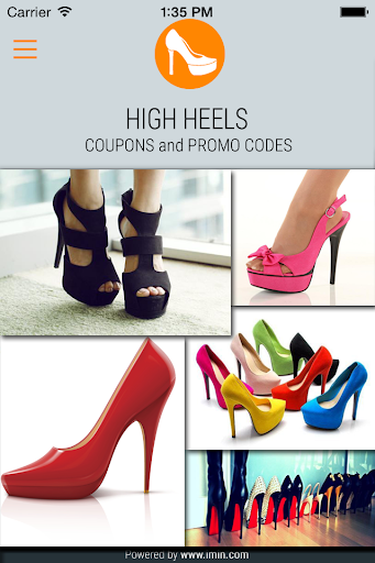 High Heel Coupons - I'm In