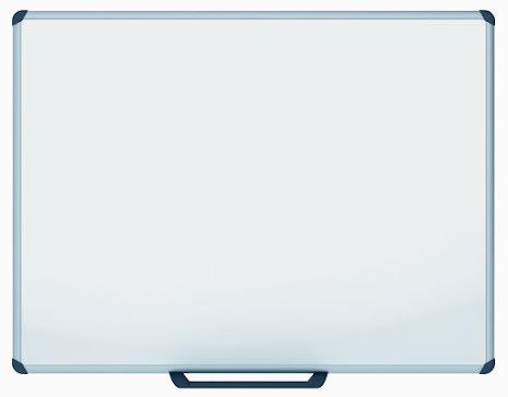 Whiteboardtavla em. OD 90x60cm