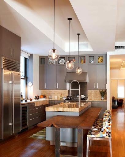 キッチンの設計