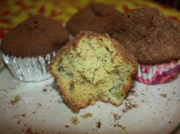 Bake at 375 F for 20-25 minutes for large muffins and 15-20 minutes for...