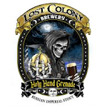 Lost Colony Holy Hand Grenade