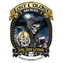 Holy Hand Grenade from Lost Colony Brewery - Available near you ...