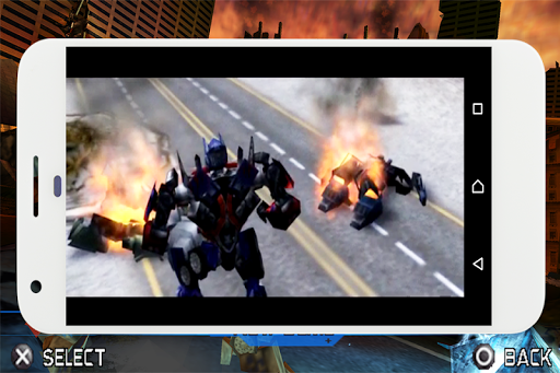 Optimus Prime: Great battle for PC