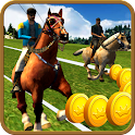 Temple Horse Champion Run icon