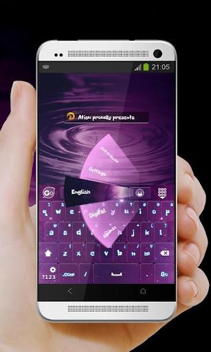 紫集群 GO Keyboard