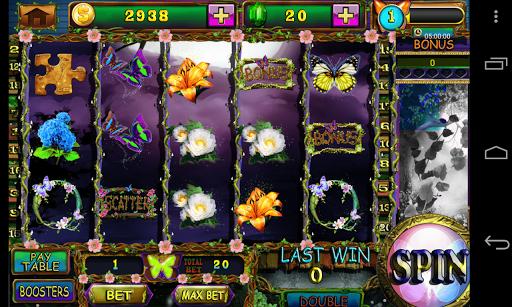 Slot - Butterflies