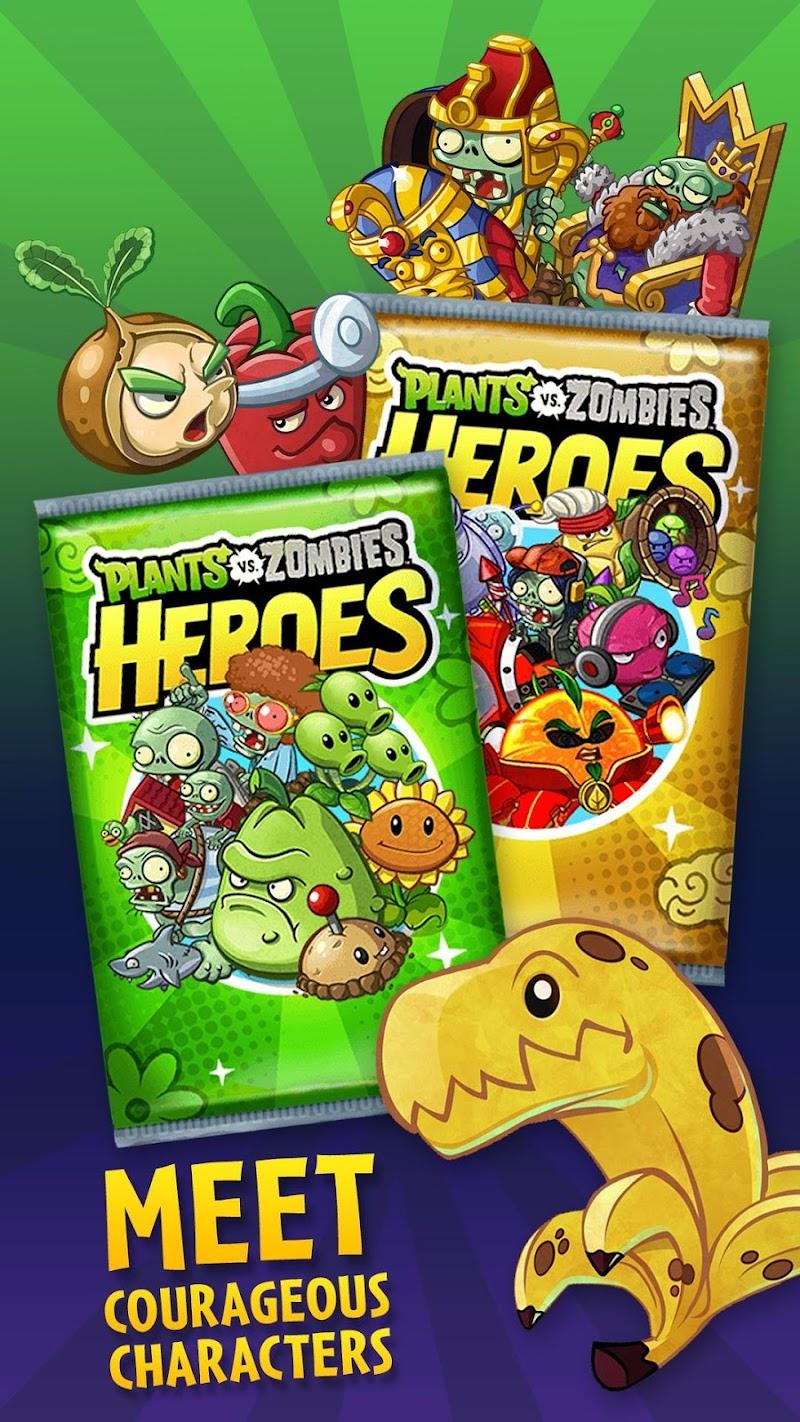 Plants vs. Zombies™ Heroes Screenshot 10