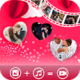 Love Effect Video Maker - with Music